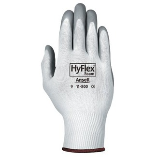 Ansell HyFlex® Foam Nitrile Palm Coated Knit Assembly Gloves