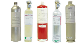 Ammonia 50ppm Calibration Gas 34L All Safe Industries, AS1-R3-98091, Ammonia 50ppm, Calibration Gas, 34L