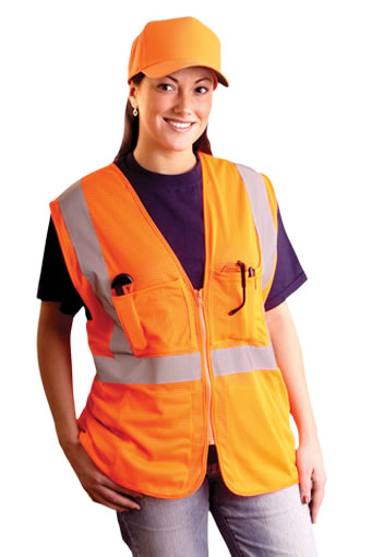 Classic Mesh Surveyor Vest