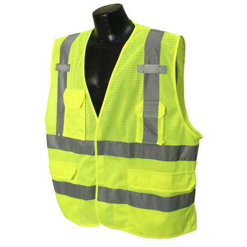 Class 2 Multipurpose Surveyor Safety Vest