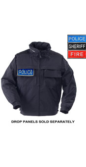 Defender Delta Drop Panel Duty Jacket Propper, Defender Delta Drop Panel Duty Jacket, F5472