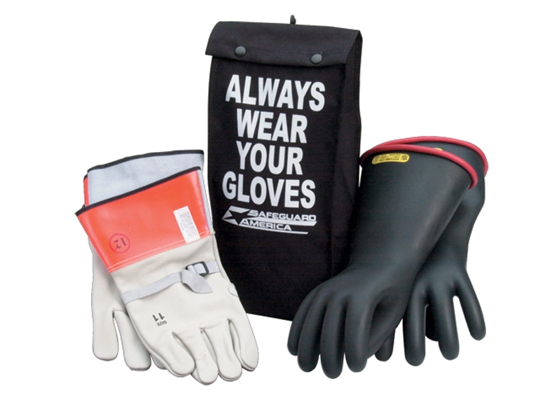 Arc Flash Glove Kit