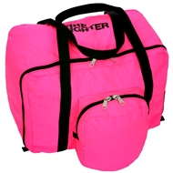 Econo Gear Bag With SCBA Pocket 196FF-XL-PINK-PKT| Econo Gear Bag With SCBA Pocket, Pink, SCBA, gear bag