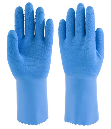 Assurance Fully Coated Latex Gloves 55-1635 | Assurance Fully Coated Latex Gloves